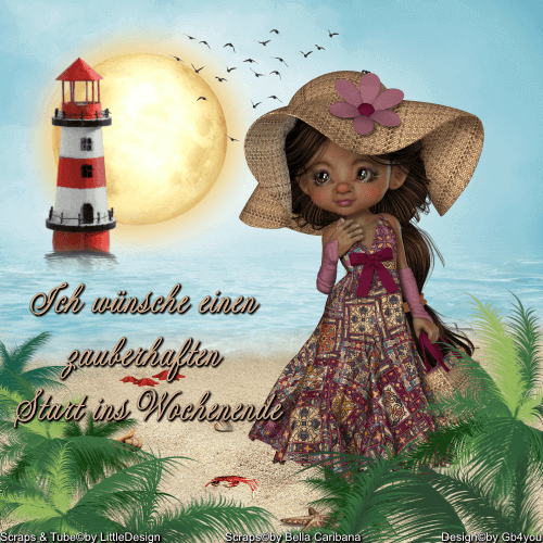 Wochenende -Sommer
