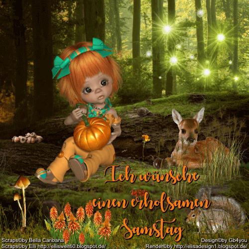 Samstag -Herbst