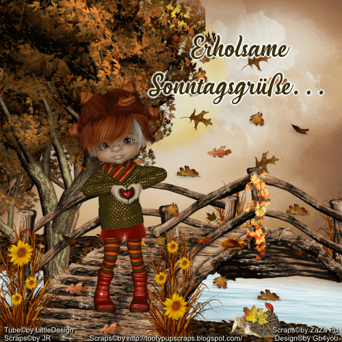 Sonntag -Herbst